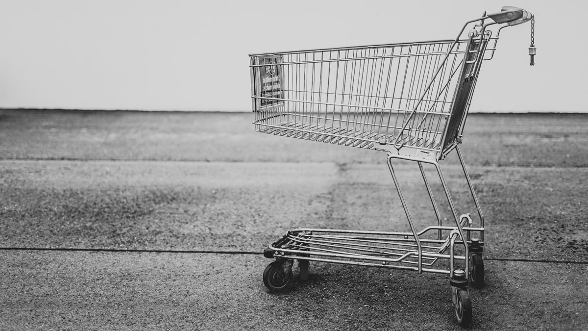 Shopping cart for online payments
